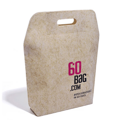 60 day bag - biodegrades in 60 days