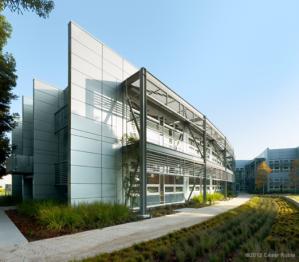 NASA's sustainability building