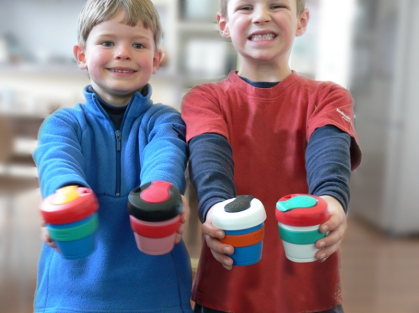 KeepCup XS. Image courtesy of CobaltNiche.