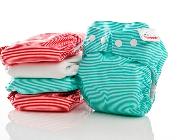 The design of the reusable nappy has come along way since the square piece of terry towelling.