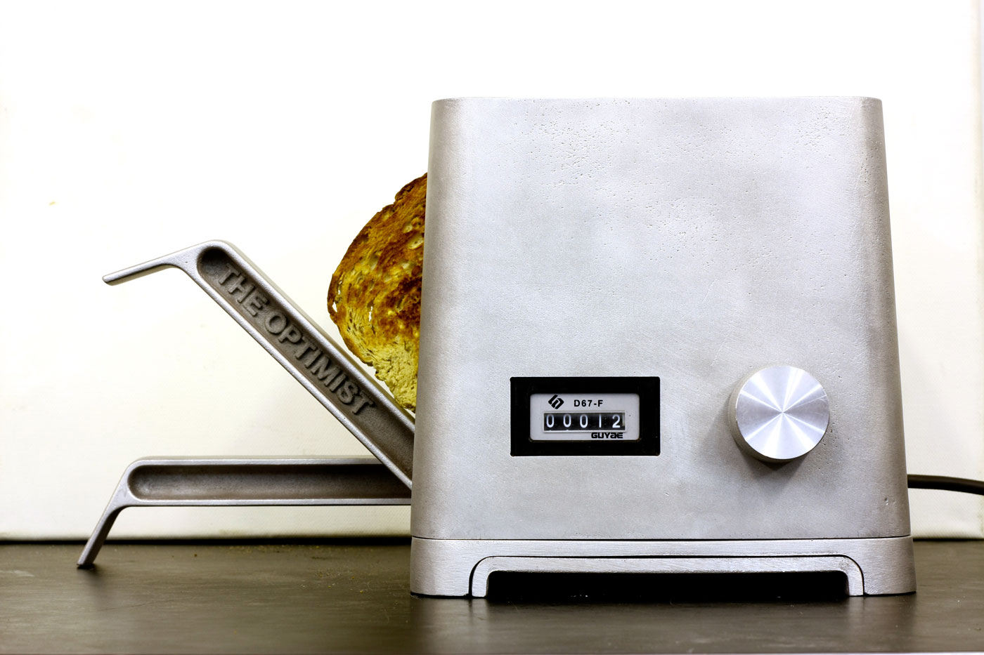 Robust Toasters Which Can Do Tea Cakes