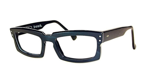 Vinylize Eyewear is made from old vinyl records.