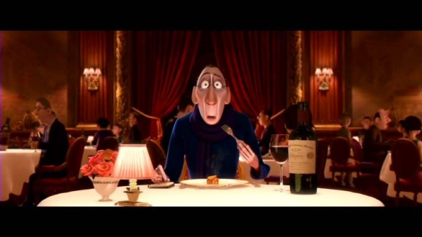 Ratatouille the movie.