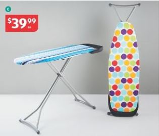 Photograph from an ALDI 2013 catalogue, for illustrative purposes only.
